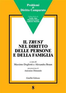Libro Il trust nel diritto delle persone e della famiglia. Atti del Convegno (Genova, 15 febbraio 2003)