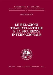 Le relazioni transatlantiche e la sicurezza internazionale