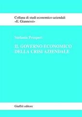 Il governo economico della crisi aziendale
