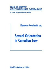 Sexual orientation in canadian law