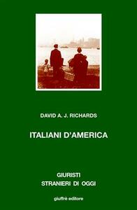 Italiani d'America. Razza e identità etnica