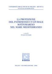 La protezione del patrimonio culturale sottomarino nel mare Mediterraneo