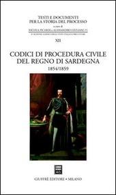 Codici di procedura civile del Regno di Sardegna