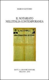 Il notariato nell'Italia contemporanea