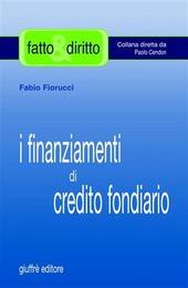 I finanziamenti di credito fondiario
