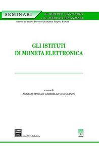 Libro Gli istituti di moneta elettronica