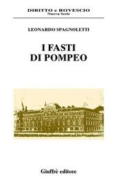 I fasti di Pompeo