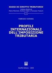 Profili internazionali dell'imposizione tributaria