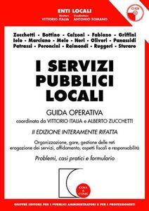 Libro I servizi pubblici locali. Guida operativa. Con CD-ROM