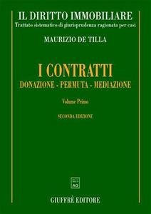 Libro Il diritto immobiliare. Trattato sistematico di giurisprudenza ragionata per casi Maurizio De Tilla