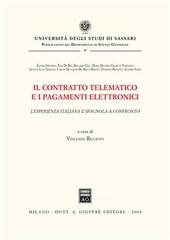 Il contratto telematico e i pagamenti elettronici. L'esperienza italiana e spagnola a confronto