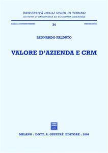 Valore d'azienda e CRM