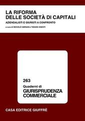 La riforma del diritto societario. Atti del Convegno (Sassari, 2-3 ottobre 2003)