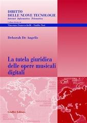 La tutela giuridica delle opere musicali digitali