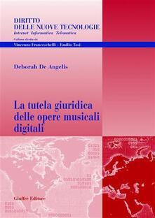 Grandtoureventi.it La tutela giuridica delle opere musicali digitali Image