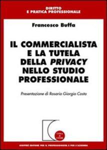 Il commercialista e la tutela della privacy nello studio professionale