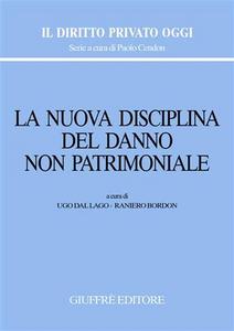 Libro La nuova disciplina del danno non patrimoniale