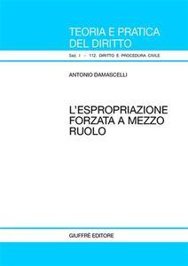 Foto Cover di L' espropriazione forzata a mezzo ruolo, Libro di Antonio Damascelli, edito da Giuffrè