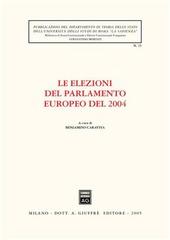 Le elezioni del Parlamento europeo del 2004