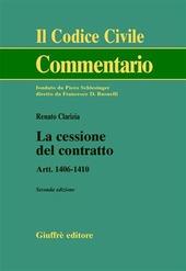 La cessione del contratto. Artt. 1406-1410