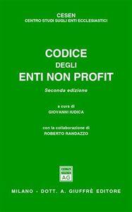 Libro Codice degli enti non profit