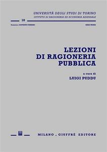 Libro Lezioni di ragioneria pubblica