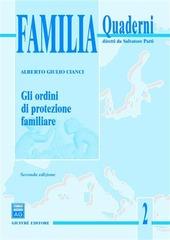 Gli ordini di protezione familiare