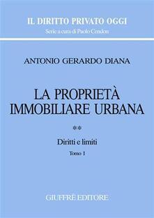 Listadelpopolo.it La proprietà immobiliare urbana. Vol. 2: Diritti e limiti. Image