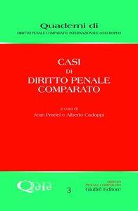 Foto Cover di Casi di diritto penale comparato, Libro di  edito da Giuffrè