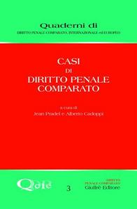 Libro Casi di diritto penale comparato