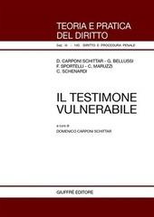 Il testimone vulnerabile