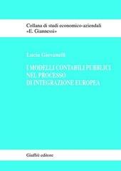 I modelli contabili pubblici nel processo di integrazione europea