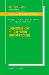L' informazione nel rapporto medico-paziente