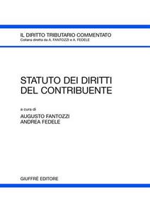 Libro Statuto dei diritti del contribuente