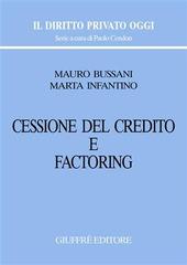 Cessione del credito e factoring