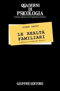 Libro Le realtà familiari Diego Lasio
