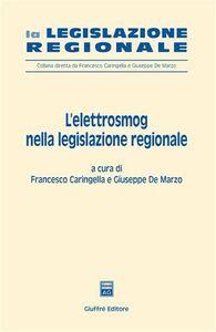 Libro L' elettrosmog nella legislazione regionale