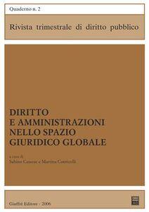 Libro Diritto e amministrazioni nello spazio giuridico globale