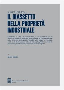 Libro Il riassetto della proprietà industriale Giorgio Floridia