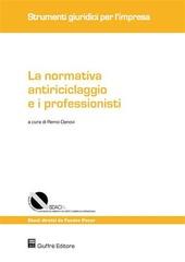 La normativa antiriciclaggio e i professionisti