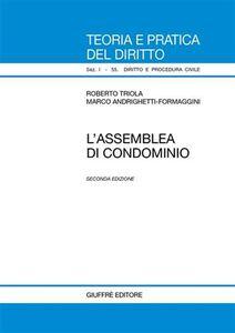 Libro L' assemblea di condominio Roberto Triola