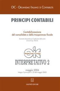 Libro Principi contabili
