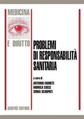 Problemi di responsabilità sanitaria