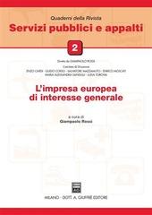 L' impresa europea di interesse generale