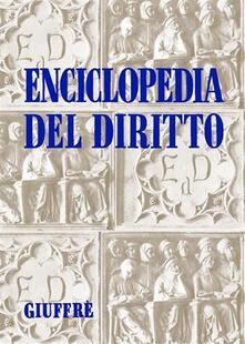 Promoartpalermo.it Enciclopedia del diritto. Annali. Vol. 1: Accertamento. Tutela. Image