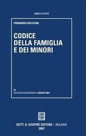 Codice della famiglia e dei minori