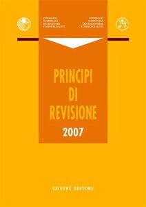 Libro Principi di revisione 2007
