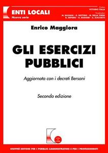 Libro Gli esercizi pubblici Enrico Maggiora