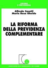 La riforma della previdenza complementare