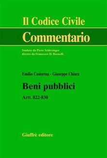 Voluntariadobaleares2014.es Beni pubblici. Artt. 822-830 Image